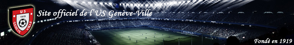 Site officiel de l'US Genève-Ville Football Club